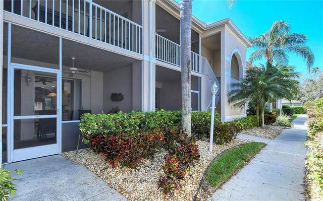 9601 Castle Point Drive #813, Sarasota, FL 34238 (MLS #A4493361) :: Everlane Realty