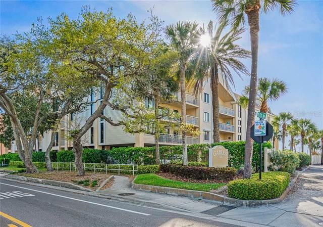 1108 Gulf Boulevard #103, Indian Rocks Beach, FL 33785 (MLS #A4493388) :: The Hustle and Heart Group