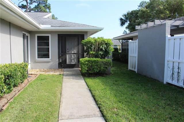 3923 Center Gate Circle #12, Sarasota, FL 34233 (MLS #A4493418) :: Pepine Realty