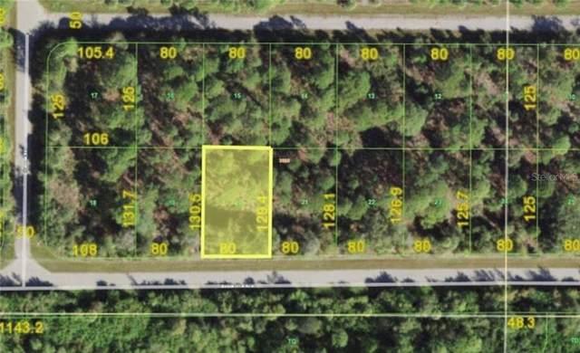 13498 Brookville Avenue, Port Charlotte, FL 33953 (MLS #A4493440) :: The Light Team