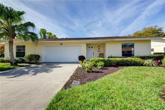 3912 Oakhurst Boulevard #3184, Sarasota, FL 34233 (MLS #A4493555) :: Griffin Group