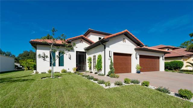 5849 Meriwether Place, Sarasota, FL 34232 (MLS #A4493635) :: Keller Williams Realty Peace River Partners
