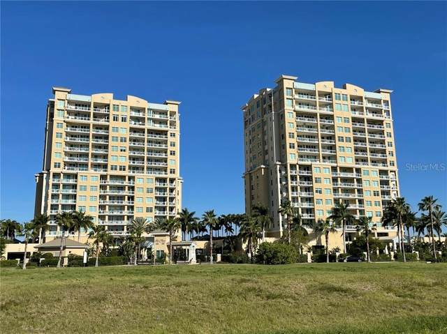 140 Riviera Dunes Way #1204, Palmetto, FL 34221 (MLS #A4493690) :: Keller Williams Realty Select