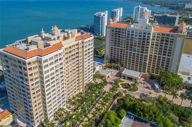 35 Watergate Drive #606, Sarasota, FL 34236 (MLS #A4493725) :: Zarghami Group