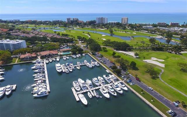 2800 Harbourside Drive F-01, Longboat Key, FL 34228 (MLS #A4493749) :: Visionary Properties Inc