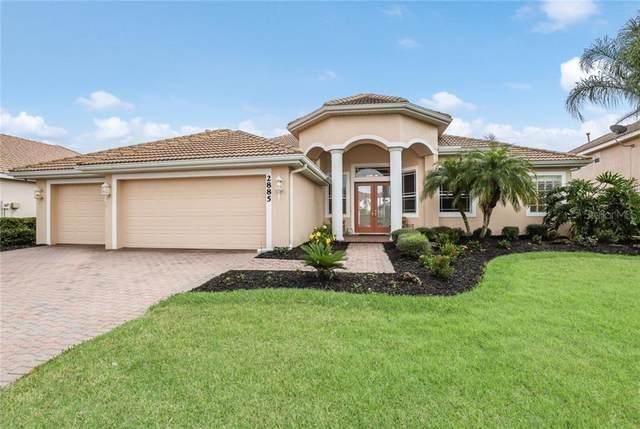 2885 Grazeland Drive, Sarasota, FL 34240 (MLS #A4493767) :: The Duncan Duo Team