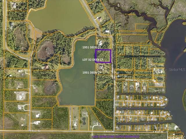 0 Deer #005, Venice, FL 34293 (MLS #A4493793) :: Medway Realty