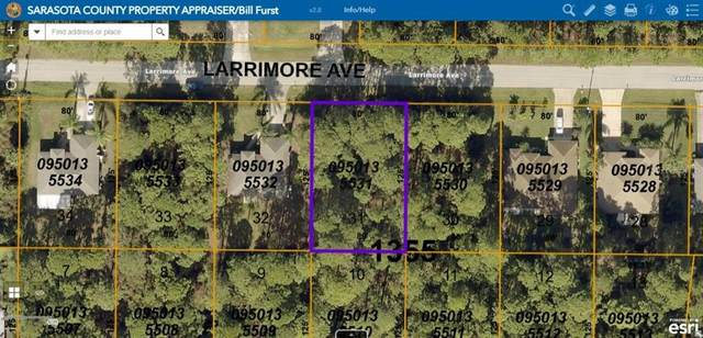 0 Larrimore Avenue, North Port, FL 34291 (MLS #A4493911) :: Southern Associates Realty LLC