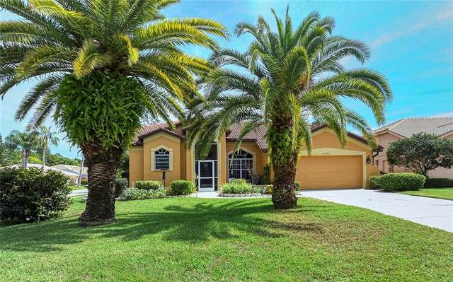 4092 Hearthstone Drive, Sarasota, FL 34238 (MLS #A4494003) :: The Lersch Group