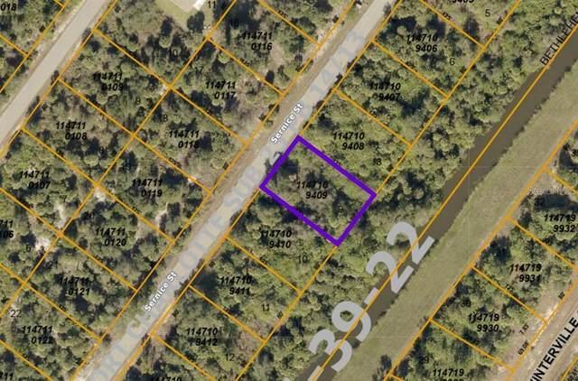0 Sernice Street, North Port, FL 34288 (MLS #A4494132) :: Premier Home Experts