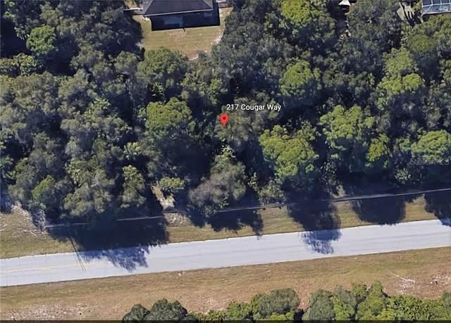 217 Cougar Way, Rotonda West, FL 33947 (MLS #A4494193) :: Vacasa Real Estate