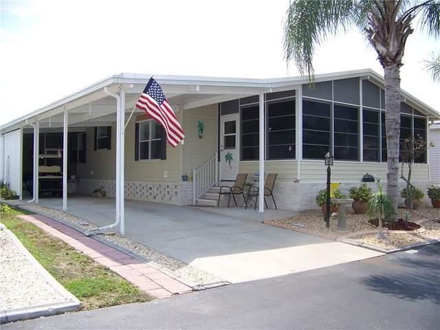 15550 Burnt Store Road #136, Punta Gorda, FL 33955 (MLS #A4494346) :: Dalton Wade Real Estate Group