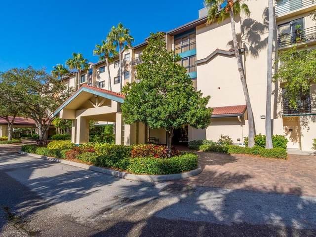5400 Eagles Point Circle #306, Sarasota, FL 34231 (MLS #A4494431) :: Zarghami Group