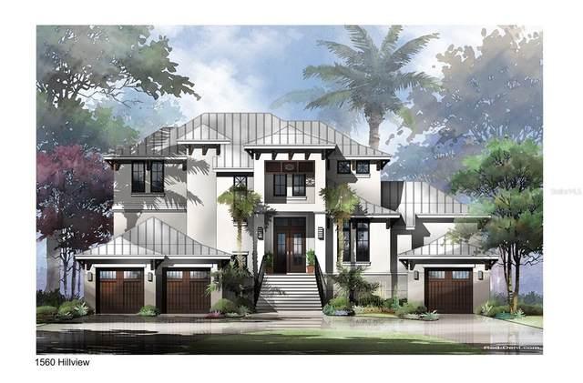 1560 Hillview Drive, Sarasota, FL 34239 (MLS #A4494473) :: Premier Home Experts
