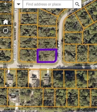 Lot 1 Hurdle Road, North Port, FL 34291 (MLS #A4494583) :: Armel Real Estate