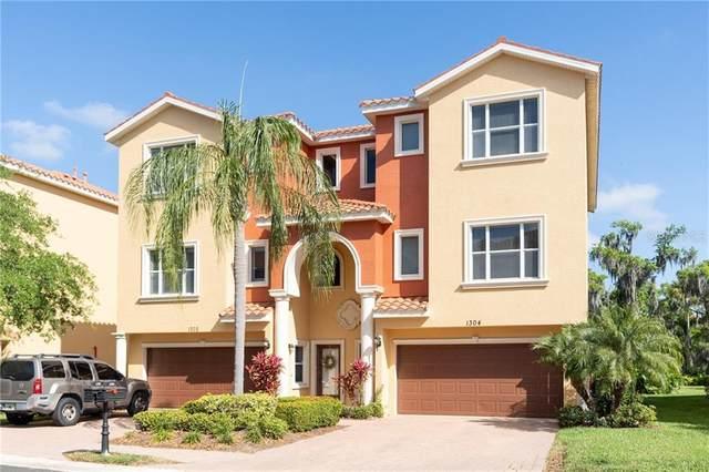 1304 E 3RD STREET Circle #11, Palmetto, FL 34221 (MLS #A4494597) :: Armel Real Estate
