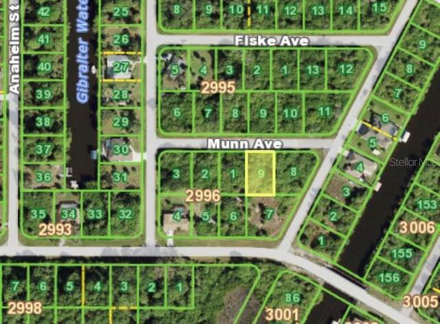 12119 Munn Avenue, Port Charlotte, FL 33953 (MLS #A4494738) :: The Lersch Group