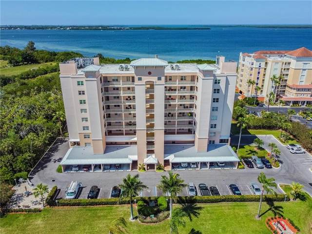 2625 Terra Ceia Bay Boulevard #706, Palmetto, FL 34221 (MLS #A4494823) :: Medway Realty