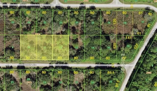 14488, 14496 & 14504 Twining Avenue, Port Charlotte, FL 33953 (MLS #A4494916) :: The Kardosh Team