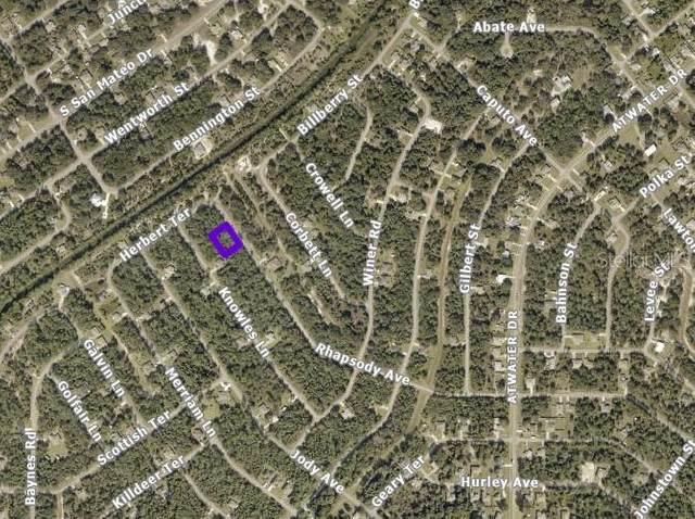 Rhapsody Avenue, North Port, FL 34288 (MLS #A4495407) :: Griffin Group