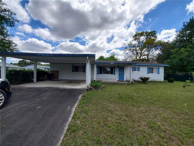 9588 SW 101ST Place, Ocala, FL 34481 (MLS #A4495435) :: Kelli and Audrey at RE/MAX Tropical Sands