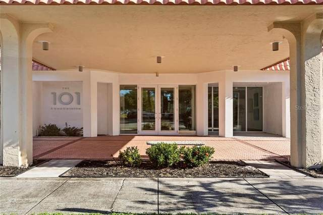 101 S Gulfstream Avenue 6C, Sarasota, FL 34236 (MLS #A4495516) :: Griffin Group