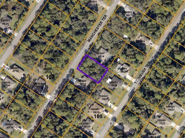 Manchester Terrace, North Port, FL 34286 (MLS #A4495587) :: Rabell Realty Group