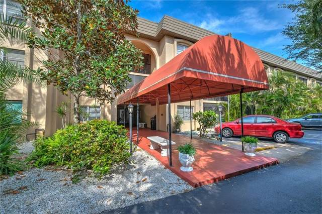 3700 S Osprey Avenue #116, Sarasota, FL 34239 (MLS #A4495598) :: Realty One Group Skyline / The Rose Team
