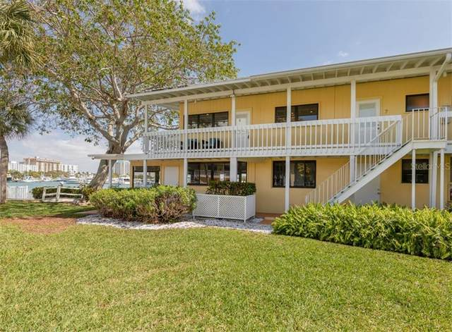 616 Golden Gate Point #7, Sarasota, FL 34236 (MLS #A4495735) :: Positive Edge Real Estate