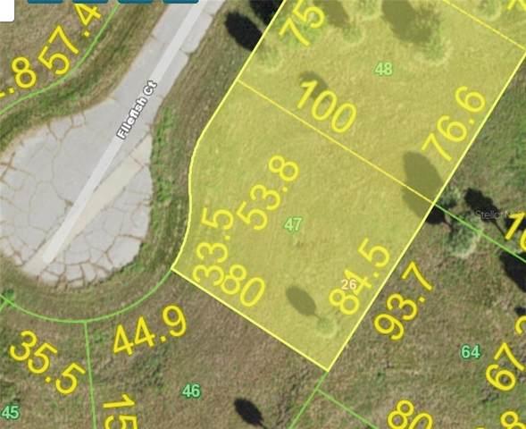 12460 Filefish Court Lot 47, Placida, FL 33946 (MLS #A4495853) :: The Lersch Group