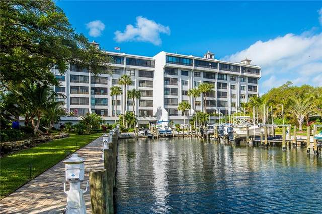 5911 Midnight Pass Road #405, Sarasota, FL 34242 (MLS #A4495868) :: Zarghami Group