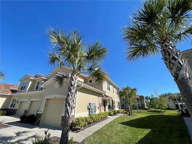 8269 Enclave Way #104, Sarasota, FL 34243 (MLS #A4495904) :: Century 21 Professional Group