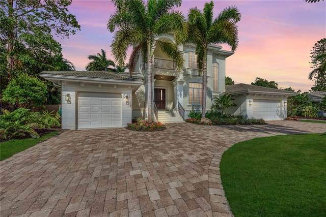 411 Pheasant Way, Sarasota, FL 34236 (MLS #A4495968) :: McConnell and Associates