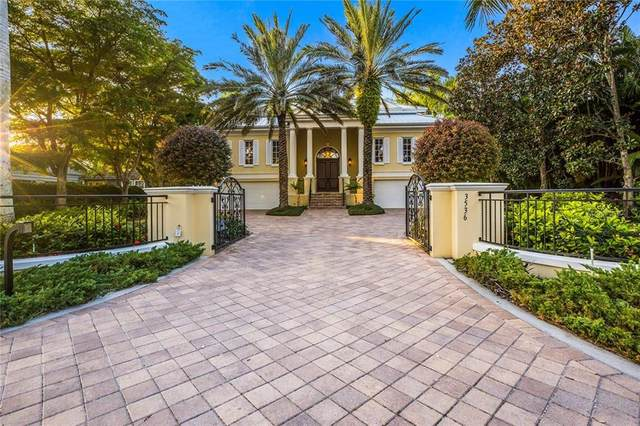 3536 Bayou Louise Lane, Sarasota, FL 34242 (MLS #A4495995) :: Keller Williams Realty Select