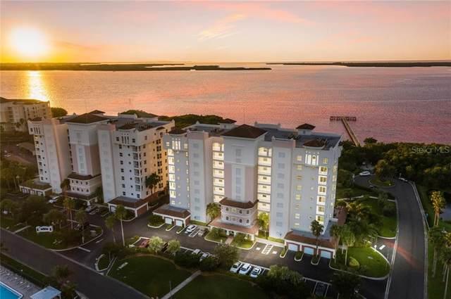 2925 Terra Ceia Bay Boulevard #2402, Palmetto, FL 34221 (MLS #A4496155) :: SunCoast Home Experts