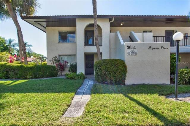 3654 Hispania Place #325, Sarasota, FL 34232 (MLS #A4496156) :: SunCoast Home Experts