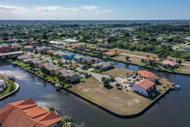 1443 Mediterranean Drive, Punta Gorda, FL 33950 (MLS #A4496184) :: The Robertson Real Estate Group