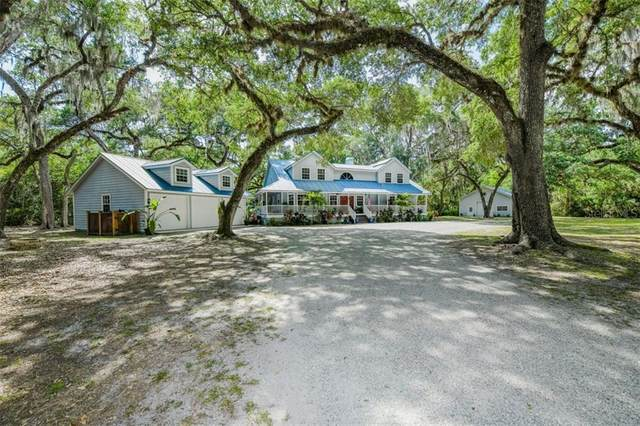 5750 Old Ranch Road, Sarasota, FL 34241 (MLS #A4496313) :: Griffin Group