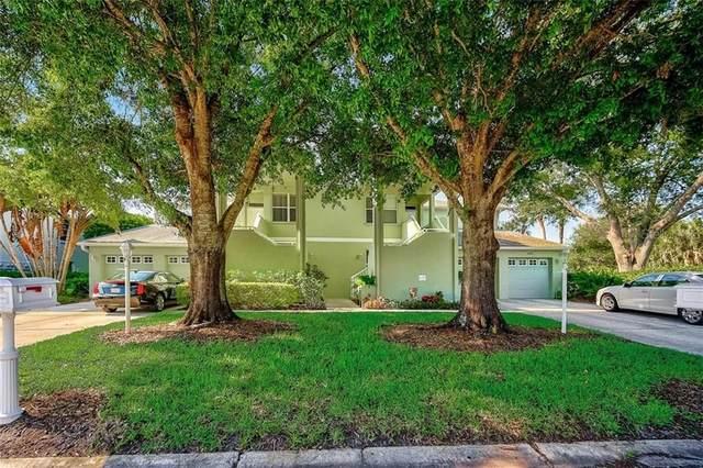 5076 Oak Run Drive #5076, Sarasota, FL 34243 (MLS #A4496393) :: The Duncan Duo Team