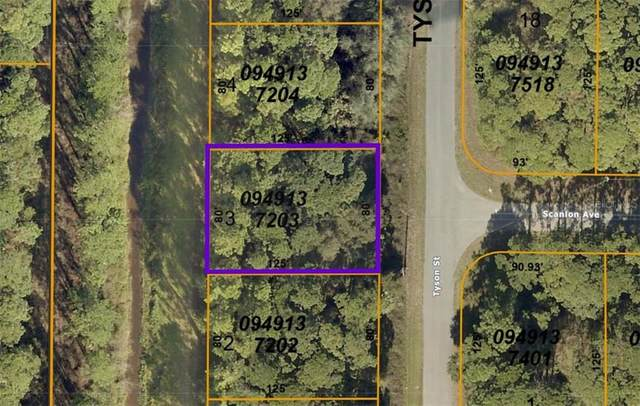 0949137203 Tyson Street, North Port, FL 34291 (MLS #A4496495) :: Armel Real Estate