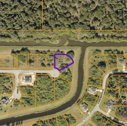 Wenona Drive, North Port, FL 34288 (MLS #A4496518) :: The Duncan Duo Team