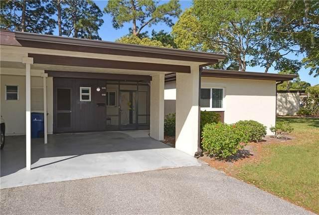 6100 Green View #145 Drive #145, Sarasota, FL 34231 (MLS #A4496547) :: CENTURY 21 OneBlue