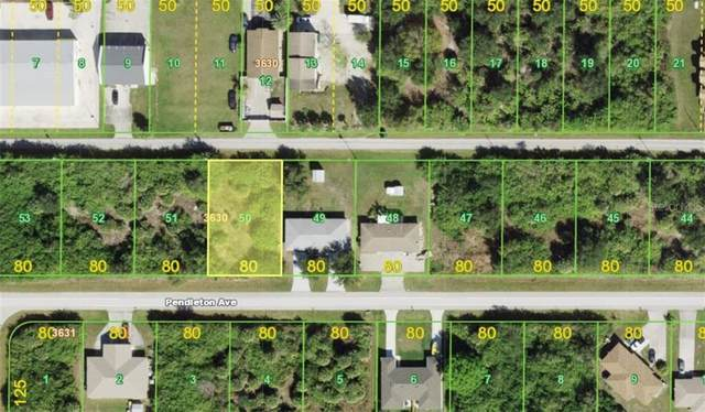 10410 Pendleton Avenue, Englewood, FL 34224 (MLS #A4496548) :: CGY Realty