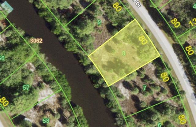 2501 Chapel Drive, Port Charlotte, FL 33953 (MLS #A4496560) :: Vacasa Real Estate