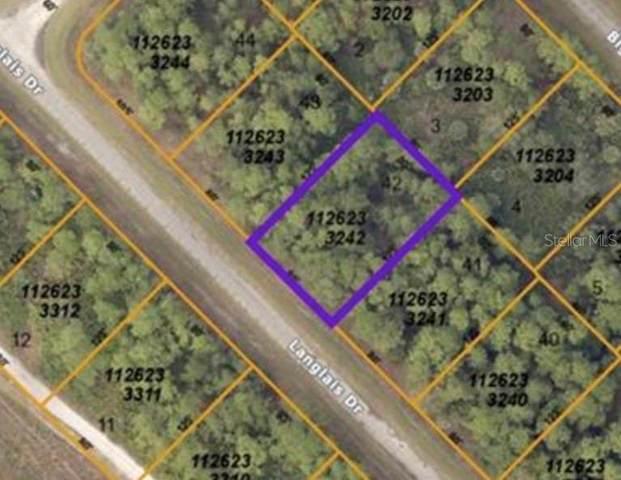 Langlais Drive, North Port, FL 34288 (MLS #A4496575) :: Armel Real Estate