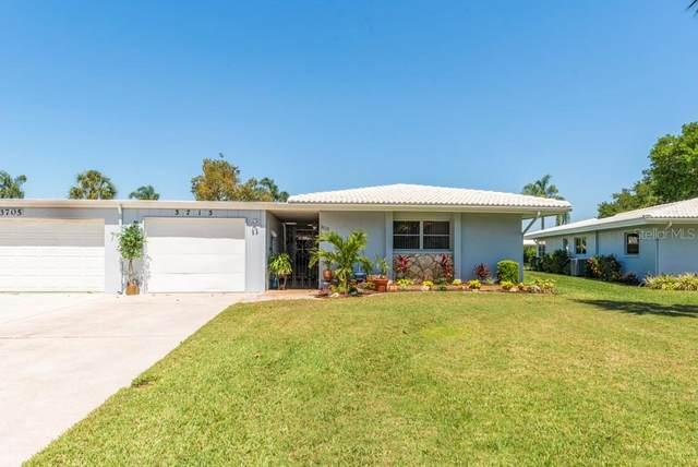 3713 Somerville Drive #1512, Sarasota, FL 34232 (MLS #A4496615) :: Vacasa Real Estate