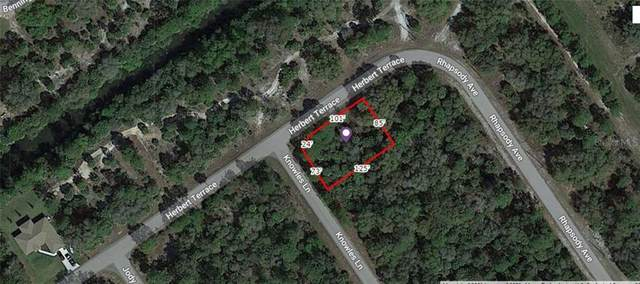 Knowles Lane, North Port, FL 34288 (MLS #A4496655) :: Griffin Group