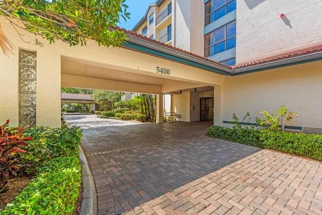 5400 Eagles Point Circle #104, Sarasota, FL 34231 (MLS #A4496672) :: Zarghami Group
