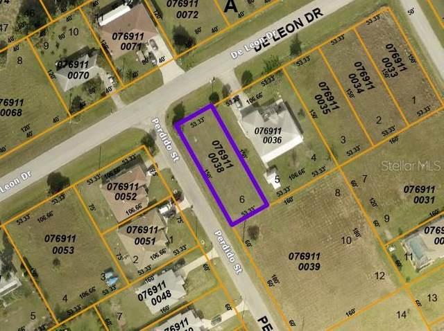 De Leon Drive, North Port, FL 34287 (MLS #A4496709) :: Premium Properties Real Estate Services
