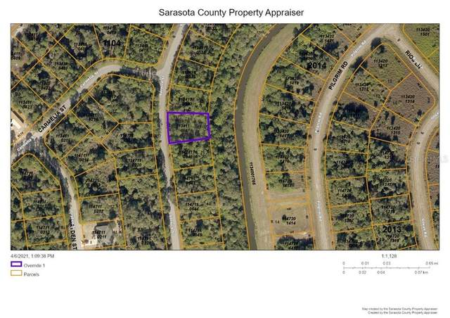 Sernice Street, North Port, FL 34288 (MLS #A4496787) :: Armel Real Estate